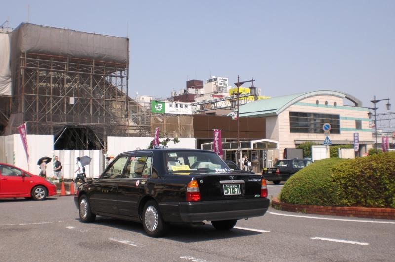 南海浦和駅西口